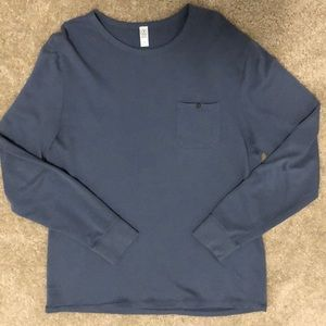 Quincy Weathered Wash Pullover